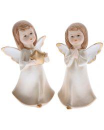 Engel stehend creme 13,3cm
