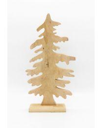 Deko-Baum aus Holz 52x25x3cm